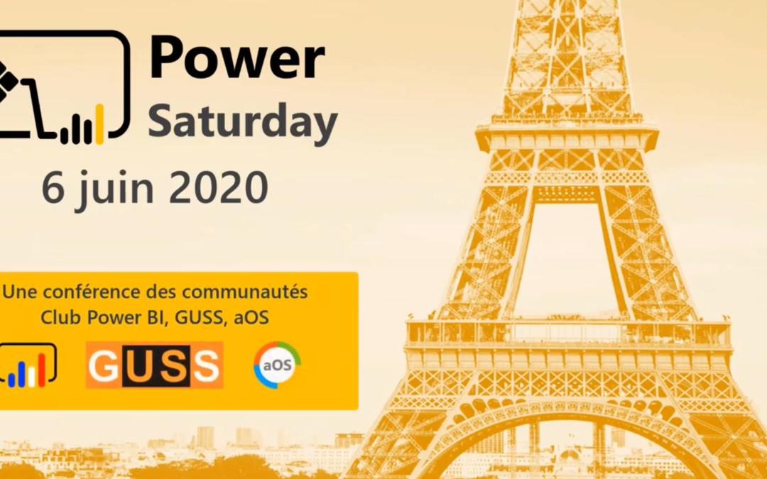 ▶ Power Saturday 2020 – Réaliser un site web Microsoft Power Platform
